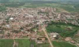Ouricuri - Vista A�rea da Cidade, Por Lecio Lima dos Santos